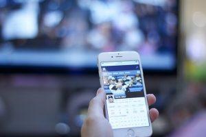 Trauma on Tv and Social Media